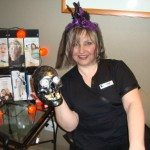 Halloween 2011 at Lougheed Laser Dental 10