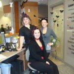 Lougheed Mall Dental Staff Halloween