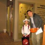 Halloween 2011 at Lougheed Laser Dental 2