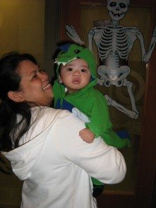 Halloween 2011 at Lougheed Laser Dental 6