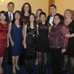 Lougheed Staff at Gala