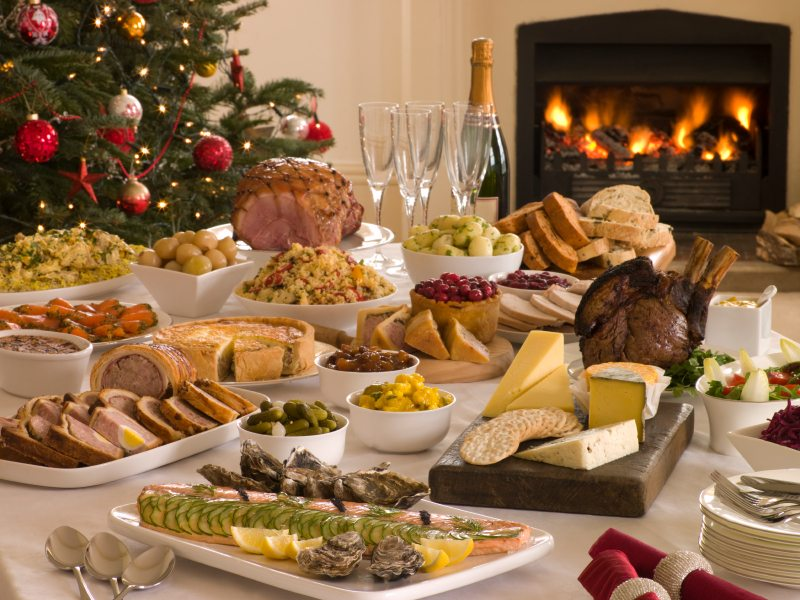 5 Tips for Slimmed Down Holiday Hors D'oeuvres